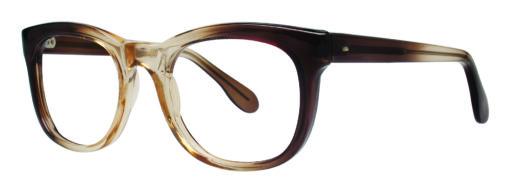 Cosmo brown fade eyeglass frames