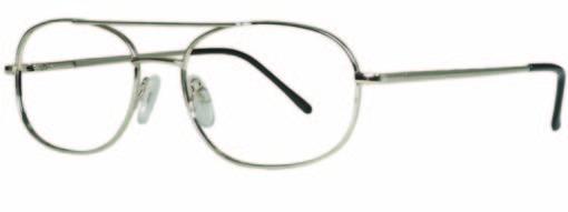 Kavala silver eyeglass frames