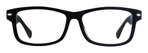Hardinsburg black eyeglass frames