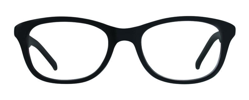 Gordon black eyeglass frames