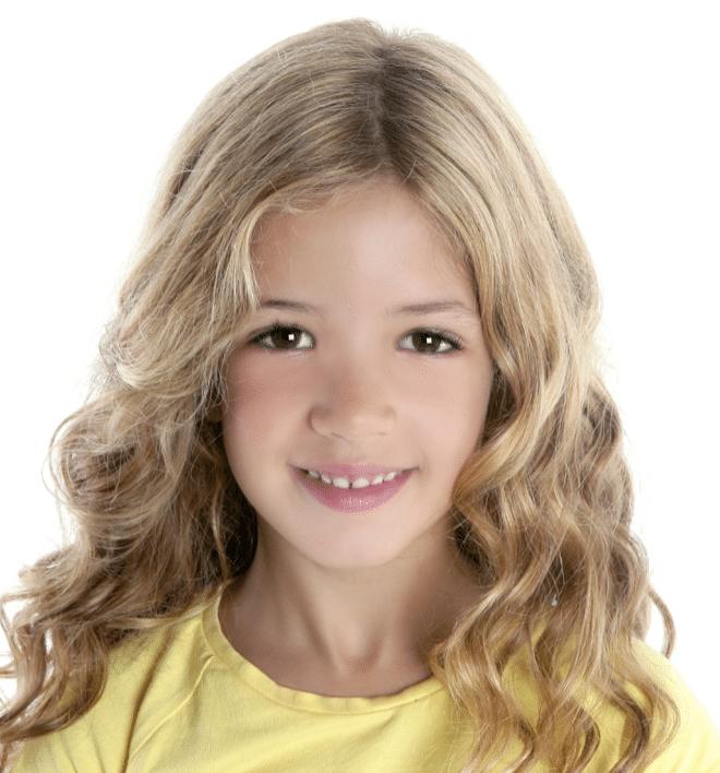 Kids model – girl