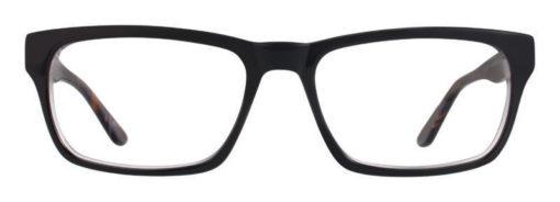 Brice black and navy eyeglass frames