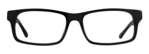 Carter black eyeglass frames
