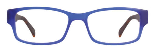 Flynn navy and tortoise eyeglass frames