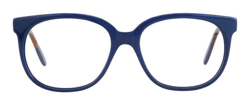 Foley Blue eyeglass frames