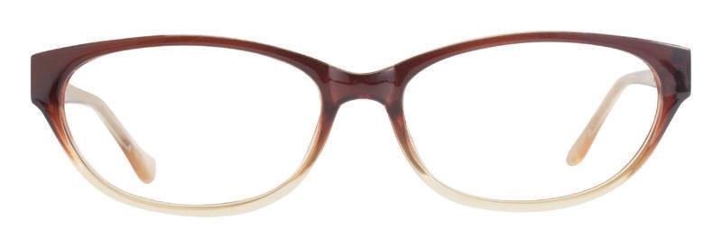 Grinnel brown gradient eyeglass frames