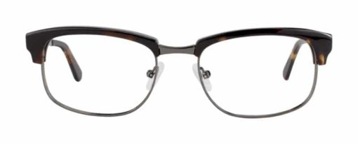 Loyal brown tortoise eyeglass frames