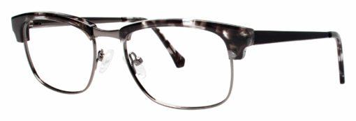 Loyal black tortoise eyeglass frames