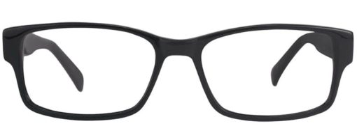 Lindley black eyeglass frames