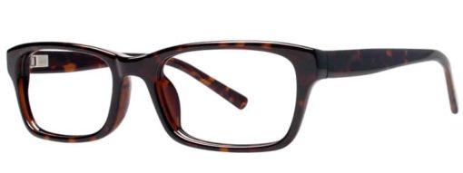 Cades brown tortoise eyeglass frames