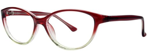 Earth wine fade eyeglass frames
