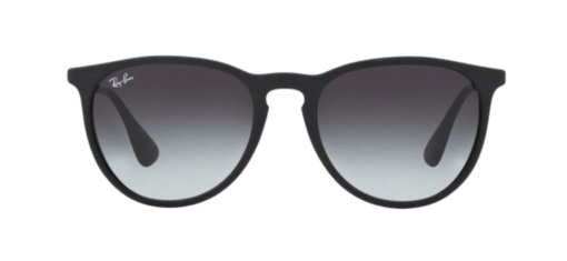 Ray-Ban Erika black eyeglass frames