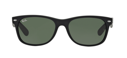 Ray-Ban New Wayfarer black eyeglass frames
