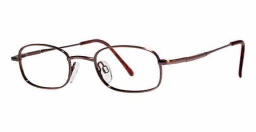 Catalina brown eyeglass frames