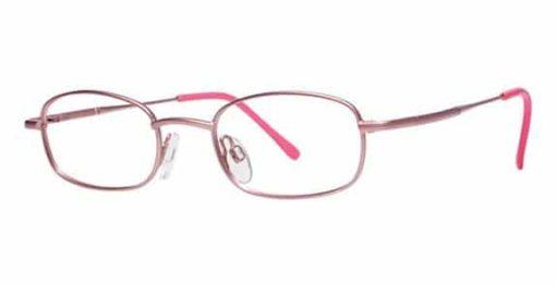Catalina pink eyeglass frames