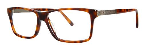 Yorkville amber eyeglass frames