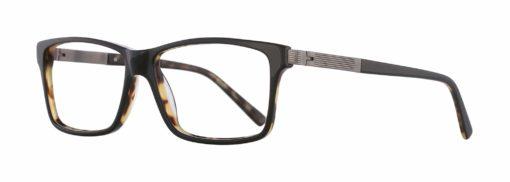 Yorkville black eyeglass frames