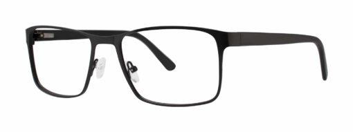 Allerton black eyeglass frames