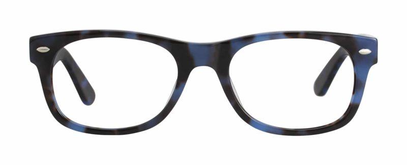 Nixon blue tortoise eyeglass frames