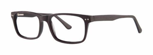 Purdy black eyeglass frames