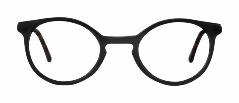 Fate black and tortoise eyeglass frames