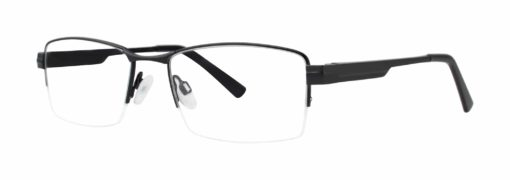 Wisner black eyeglass frames