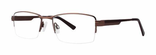Wisner brown eyeglass frames