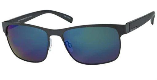 Ash black eyeglass frames
