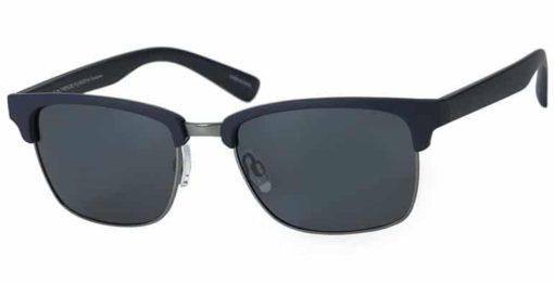 Belford navy eyeglass frames