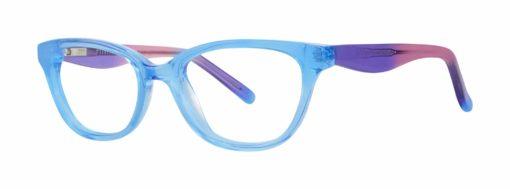 Farley blue eyeglass frames