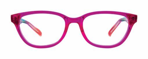 Farley fuchsia eyeglass frames