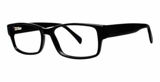 Reed black eyeglass frames