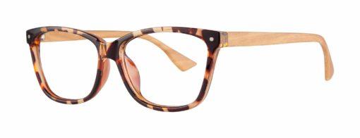 Andes blonde eyeglass frames