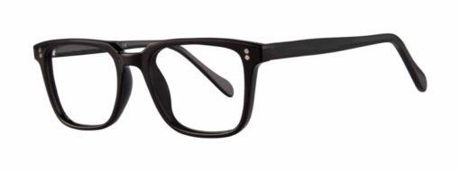 Dunn black eyeglass frames