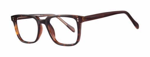 Dunn brown eyeglass frames