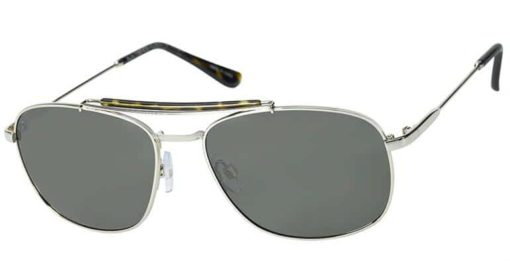 Harlan gold eyeglass frames