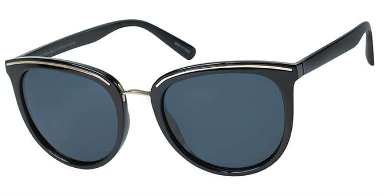 Julian black eyeglass frames