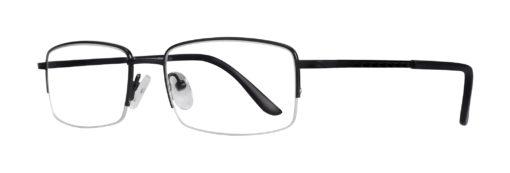 Altona black eyeglass frames