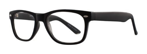 Bates black eyeglass frames