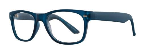 Bates blue eyeglass frames