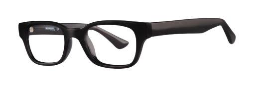 Corvette Black eyeglass frames