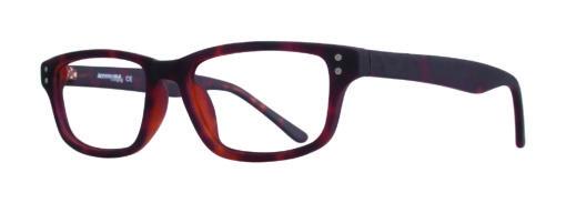 Guppy Matte Tortoise Eyeglass Frames