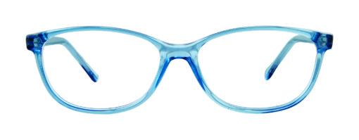 Nella Blue Eyeglass Frames