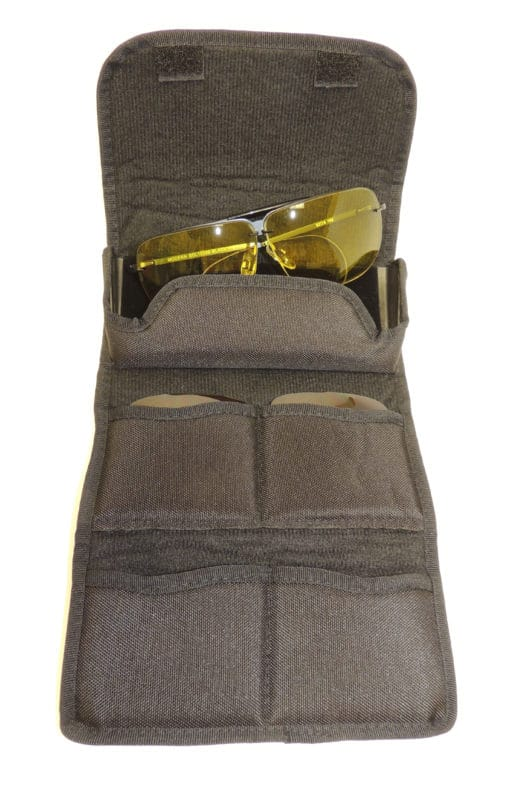 Shooter Eyeglass Case