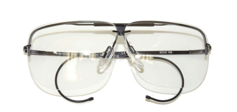 Shooter Eyeglass Front