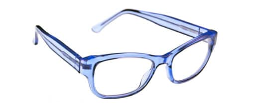 Apex Blue Eyeglass Frames