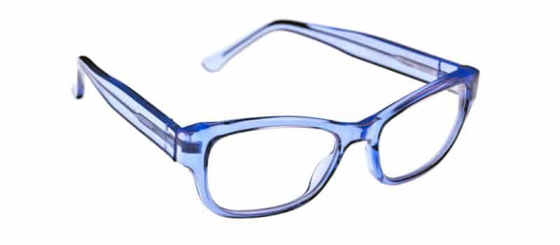 Apex Blue Eyeglass Frames
