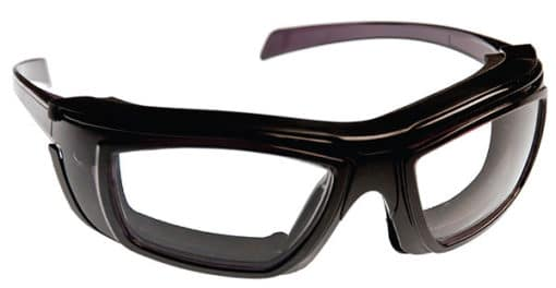 Cannon Black Eyeglass Frames