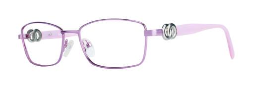 Ira Pink Eyeglass Frames