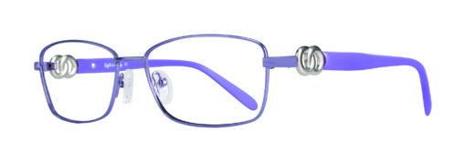 Ira Violet Eyeglass Frames